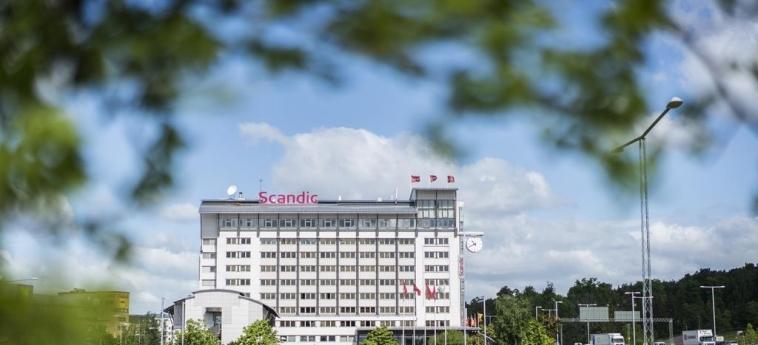 Hotel Scandic Jarva Krog: Extérieur STOCKHOLM
