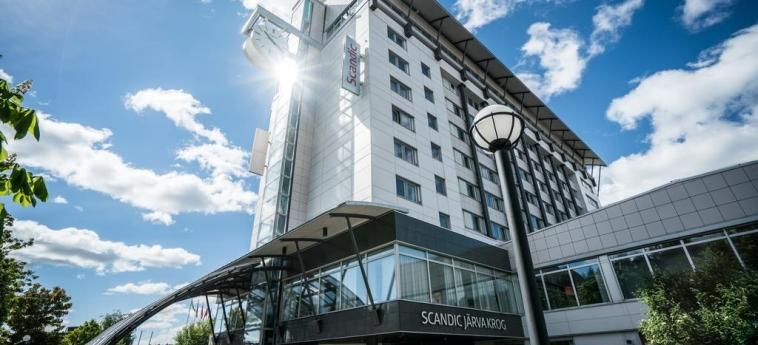 Hotel Scandic Jarva Krog: Exterieur STOCKHOLM