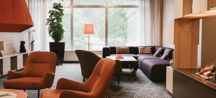 Hotel Scandic Jarva Krog: Hall STOCKHOLM