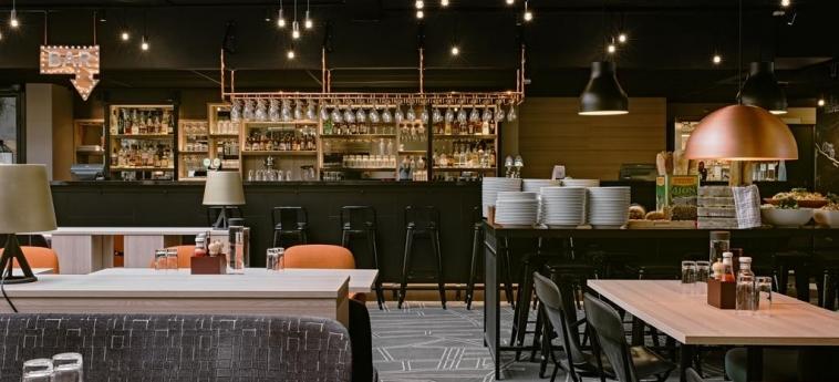Hotel Scandic Jarva Krog: Restaurant STOCKHOLM