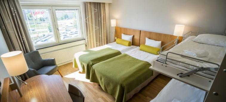 Hotel Scandic Jarva Krog: Doppelzimmer STOCKHOLM