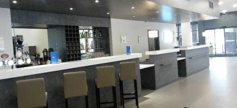 Hotel Holiday Inn Express Strasbourg Centre: Bar STRASBOURG