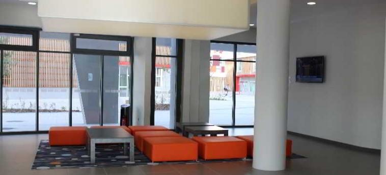 Hotel Holiday Inn Express Strasbourg Centre: Lobby STRASBOURG