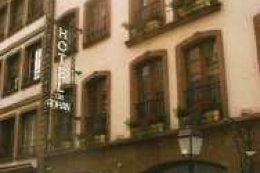 Hotel Rohan: Extérieur STRASBOURG