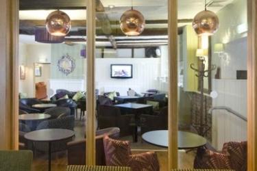 Hotel Charlecote Pheasant: Bar STRATFORD - UPON - AVON
