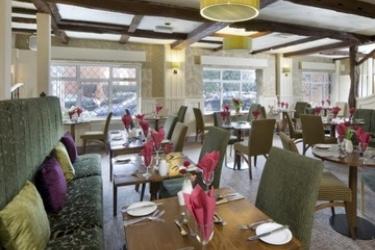 Hotel Charlecote Pheasant: Restaurant STRATFORD - UPON - AVON
