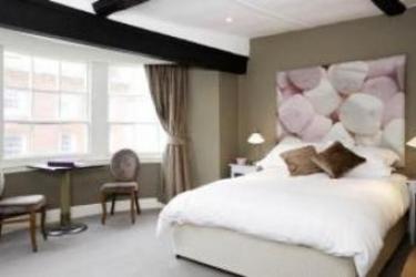 Hotel The George: Doppelzimmer  STRATFORD - UPON - AVON