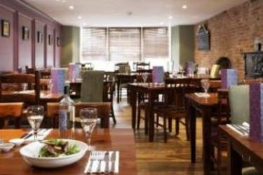 Hotel The George: Restaurant STRATFORD - UPON - AVON