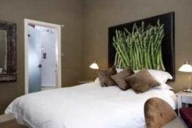 Hotel The George: Schlafzimmer STRATFORD - UPON - AVON