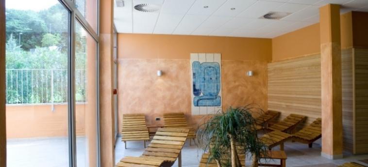 Hotel Salinera Resort: Salle Relax STRUNJAN