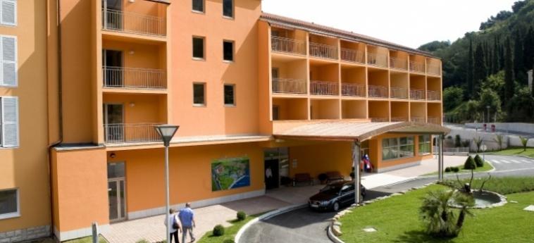 Hotel Salinera Resort: Außen STRUNJAN