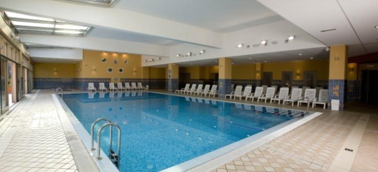 Hotel Salinera Resort: Innenschwimmbad STRUNJAN