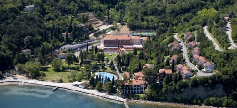 Hotel Salinera Resort: Umgebund STRUNJAN