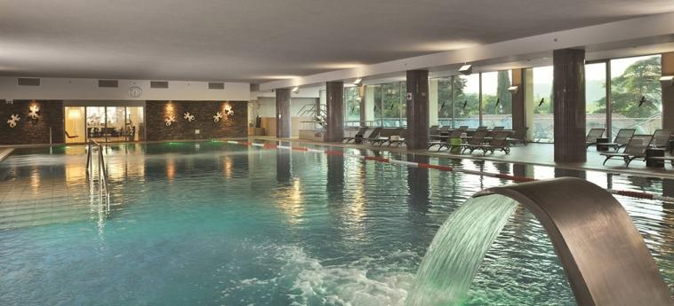 Hotel Vile - Terme Krka: Struttura sportiva STRUNJAN