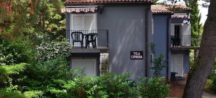 Hotel Vile - Terme Krka: Dreibettzimmer STRUNJAN