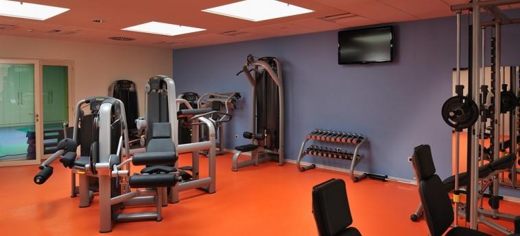 Hotel Vile - Terme Krka: Fitnesscenter STRUNJAN