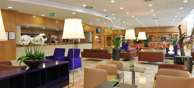 Hotel Vile - Terme Krka: Flur STRUNJAN