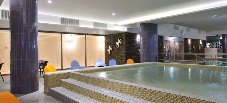 Hotel Vile - Terme Krka: Gastzimmer Blick STRUNJAN