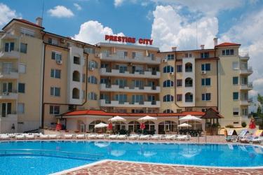 Hotel Prestige City I     : Außen SUNNY BEACH
