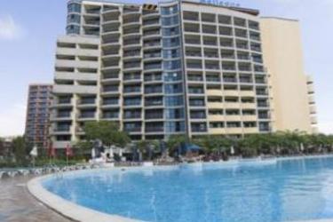 Hotel Bellevue: Exterior SUNNY BEACH