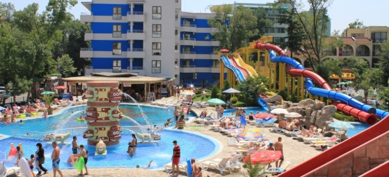 Hotel Kuban Resort & Aquapark: Detalle SUNNY BEACH