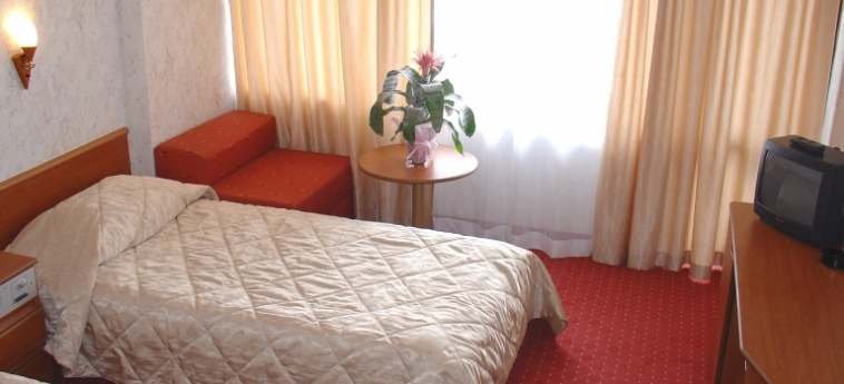 Hotel Kuban Resort & Aquapark: Interior SUNNY BEACH