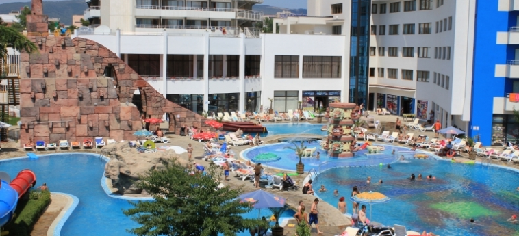 Hotel Kuban Resort & Aquapark: Piscina Exterior SUNNY BEACH