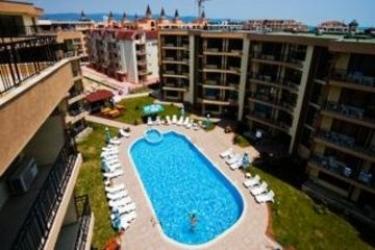 Hotel Sea Grace: Swimming Pool SUNNY BEACH
