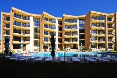 Hotel Sea Grace: Esterno SUNNY BEACH