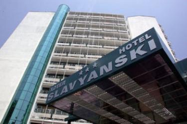 Hotel Slavyanski: Extérieur SUNNY BEACH