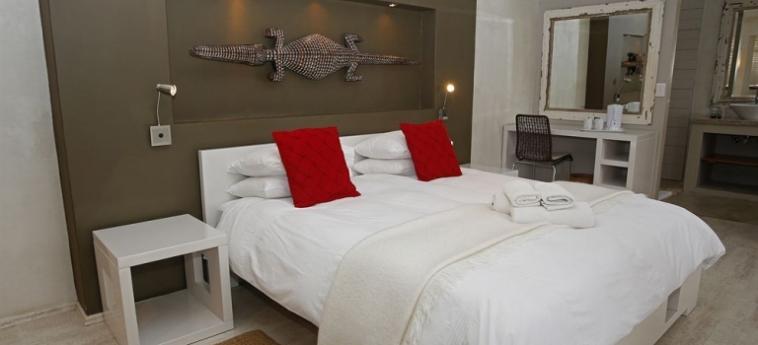 Hotel Brigadoon Boutique B&b: Lounge SWAKOPMUND