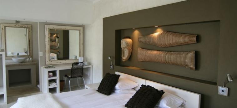 Hotel Brigadoon Boutique B&b: Schlafzimmer SWAKOPMUND