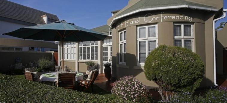 Hotel Brigadoon Boutique B&b: Terrasse SWAKOPMUND