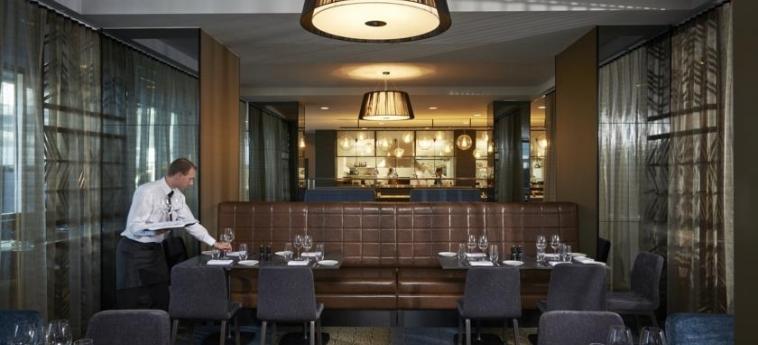Hotel Rydges Sydney Airport: Restaurant SYDNEY - NEW SOUTH WALES