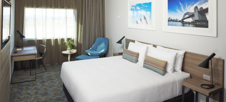Hotel Rydges Sydney Airport: Schlafzimmer SYDNEY - NEW SOUTH WALES