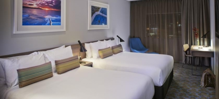 Hotel Rydges Sydney Airport: Twin Room SYDNEY - NEW SOUTH WALES