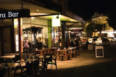 Hotel Avoca Lodge: Restaurant SYDNEY - NEW SOUTH WALES