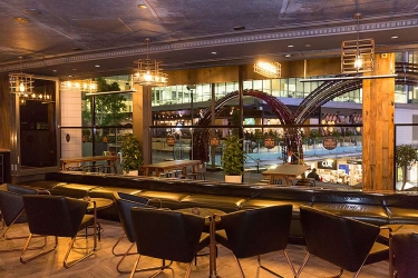 Hotel Rydges World Square Sydney: Bar SYDNEY - NEW SOUTH WALES