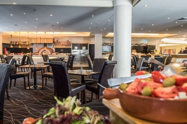 Hotel Rydges World Square Sydney: Restaurant SYDNEY - NEW SOUTH WALES