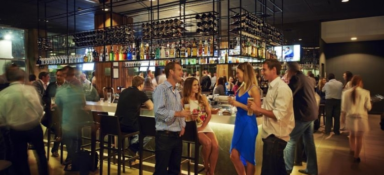 Hotel Rydges Sydney Airport: Bar SYDNEY - NUOVO GALLES DEL SUD