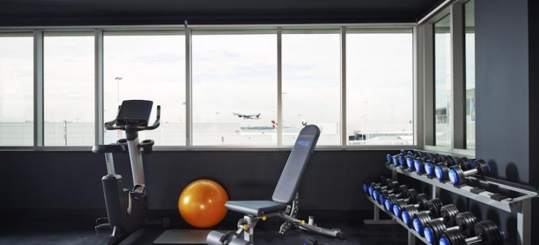 Hotel Rydges Sydney Airport: Palestra SYDNEY - NUOVO GALLES DEL SUD
