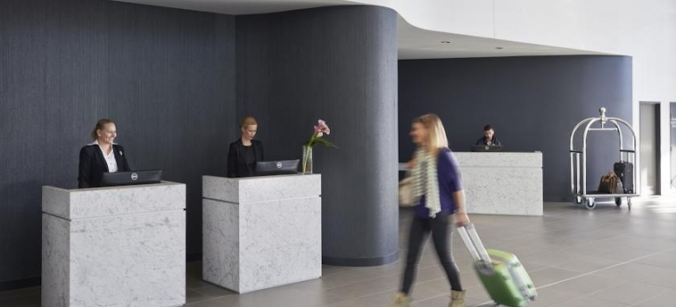 Hotel Rydges Sydney Airport: Reception SYDNEY - NUOVO GALLES DEL SUD