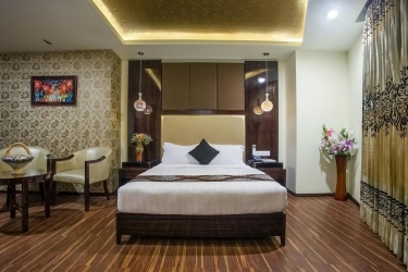 Hotel Noorjahan Grand: Camera con vista SYLHET