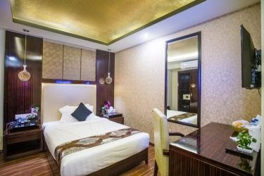Hotel Noorjahan Grand: Camera degli ospiti SYLHET