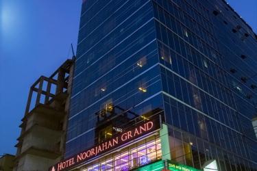 Hotel Noorjahan Grand: Facciata dell'hotel SYLHET