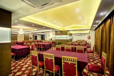 Hotel Noorjahan Grand: Mappa SYLHET