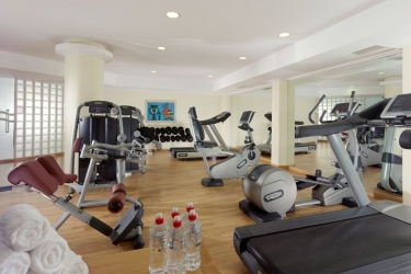 Hotel Noorjahan Grand: Palestra attrezzata SYLHET