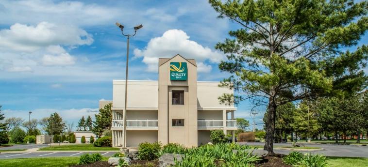 Hotel Quality Inn Syracuse Carrier Circle: Exterior SYRACUSE (NY)