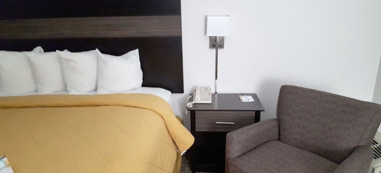 Hotel Quality Inn Syracuse Carrier Circle: Guestroom SYRACUSE (NY)