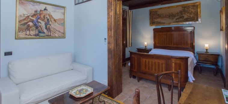 Agriturismo Papyrus: Chambre Suite SYRACUSE